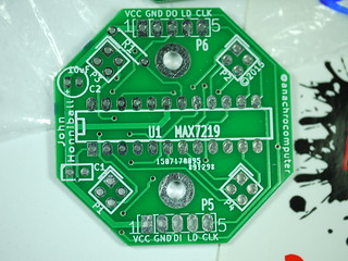 LED Driver PCB Before Assembly