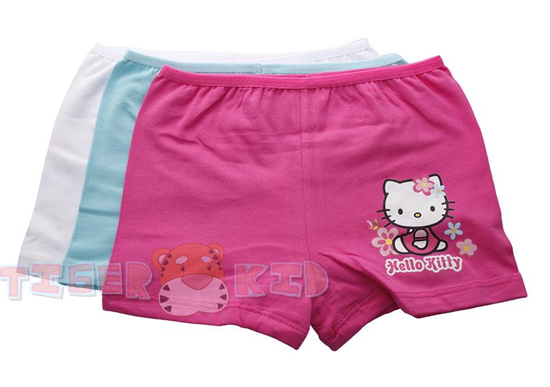 Quần áo trẻ em, bodysuit, Carter, đầm bé gái cao cấp, quần áo trẻ em nhập khẩu, M234 – Set 3 Quần chíp bé gái Thái Lan (60+)