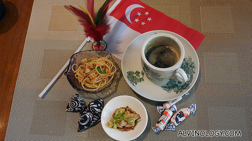 Looking for a good SG50 buffet? - Try Capella Singapore's National Day Brunch - Alvinology