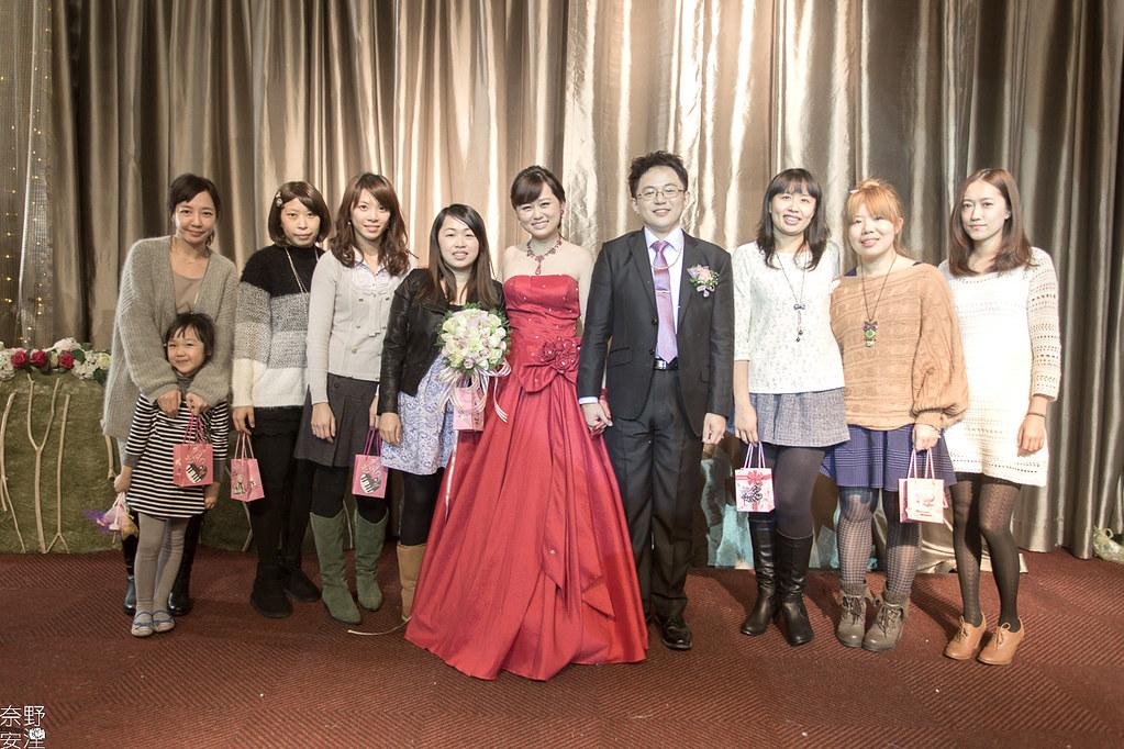 台南婚攝-繼中&佳芸-迎娶午宴 X 東東宴會式場-東嬿廳 (87)