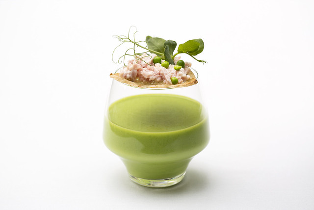 ROH pea soup © ROH. Photograph by ROH Restaurants, 2017