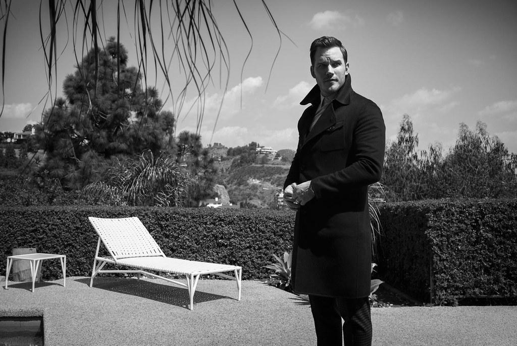 Крис Прэтт — Фотосессия для «GQ» UK 2016 – 2
