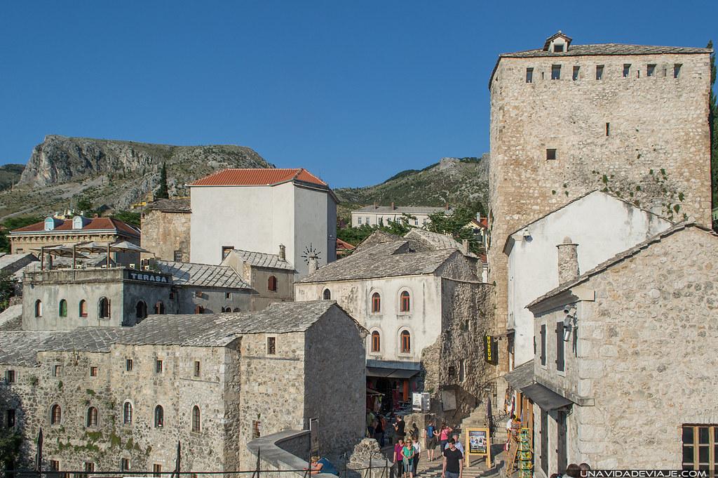 que ver en Mostar