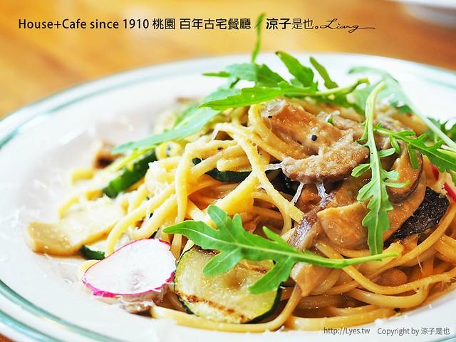 House+Cafe since 1910 桃園 百年古宅餐廳 11