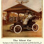Wed, 2015-05-20 17:54 - 1911, Baker Electrics, The Silent Car advertising