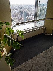 Shinjuku Sumitomo Building outlook floor #3