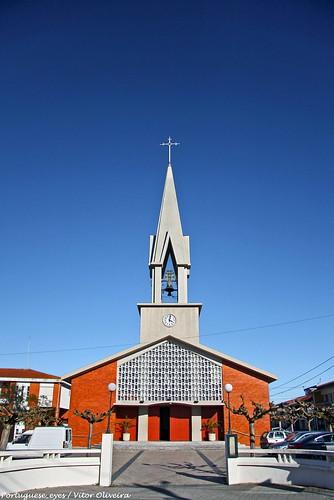 Igreja de São Pedro da Palhaça - Portugal