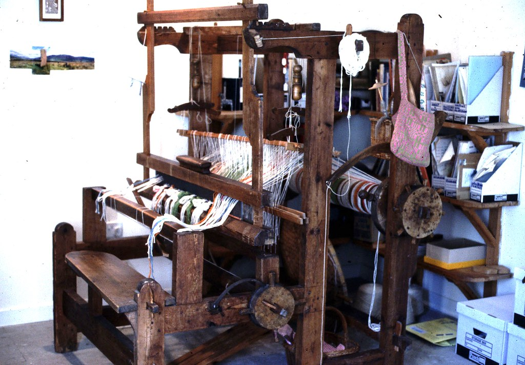 22 19th Century Swedish Loom