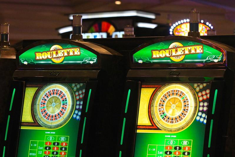Casino Floors Las Vegas