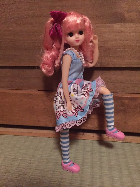 Lily: Licca-chan LD-13 Fairy Tale Land
