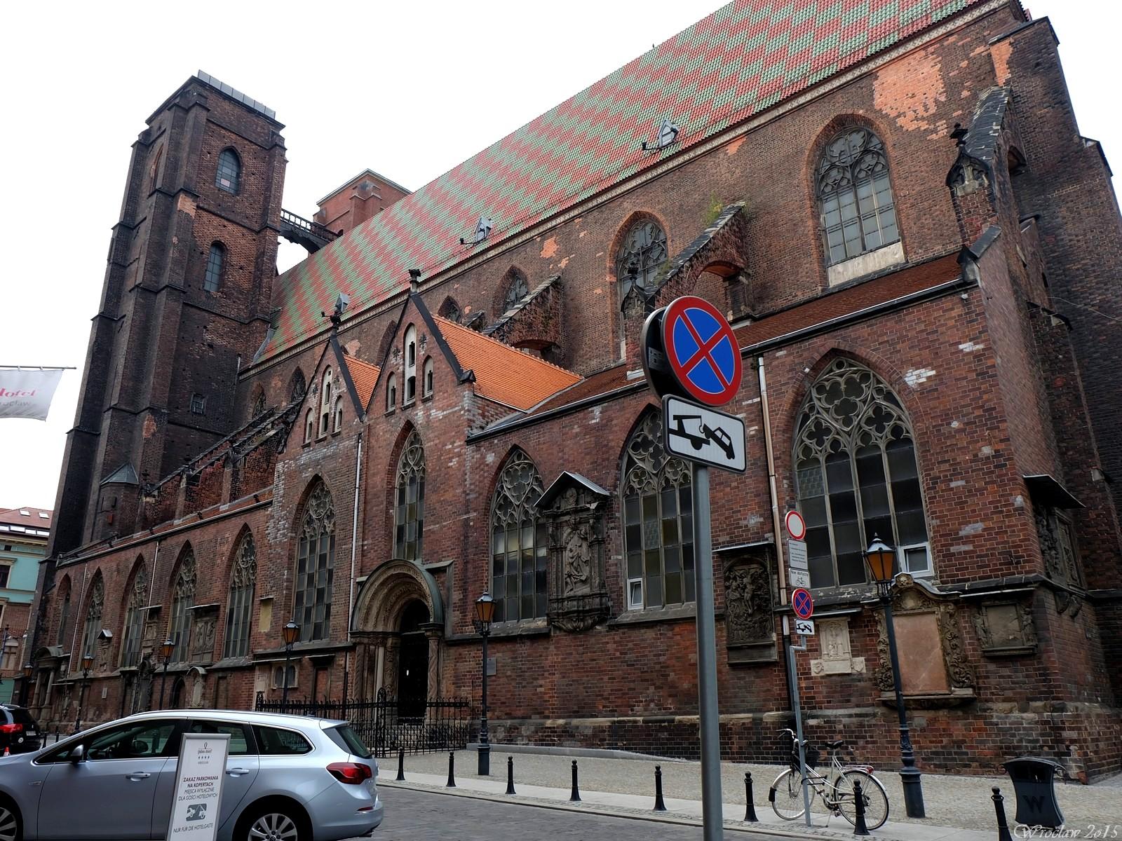 Kościół św. Marii Magdaleny, Wroclaw, Poland