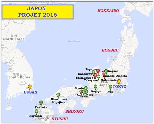 2016-Projet Japon