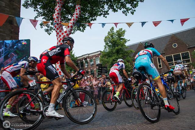 Tweede etappe Tour de France 2015
