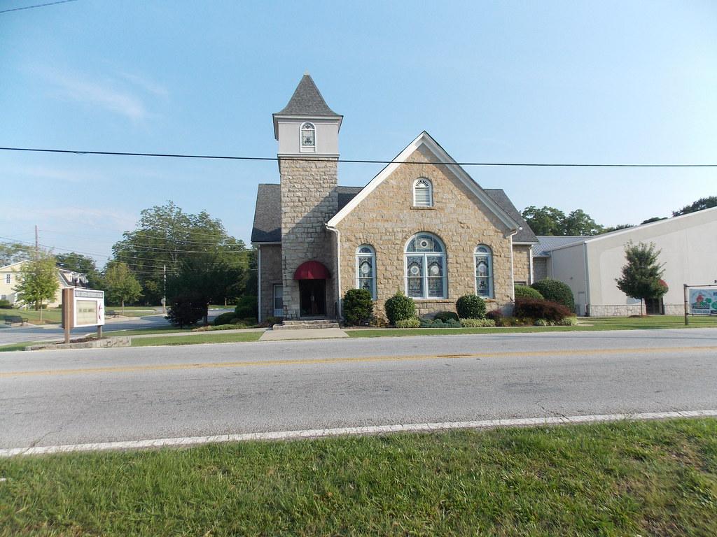First United Methodist Church---Logansville, Ga.