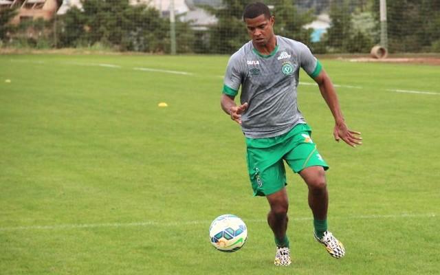 Ap�s marcar tr�s gols, Bruno Rangel se torna o maior artilheiro da Chapecoense