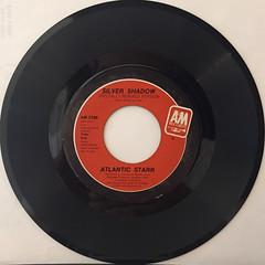 ATLANTIC STARR:SILVER SHADOW(RECORD SIDE-B)