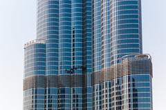 Burj Khalifa Fensterputzen-1
