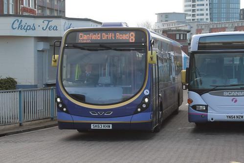 First Hamsphire & Dorset 63045 SK63KHW