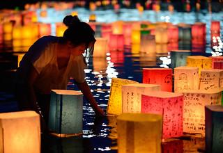 Nhật Bản: Kỷ niệm 68 năm ngày Mỹ ném bom nguyên tử xuống Hiroshima