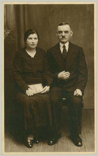 Man and Woman Portrait