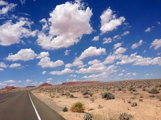 Redstone au loin