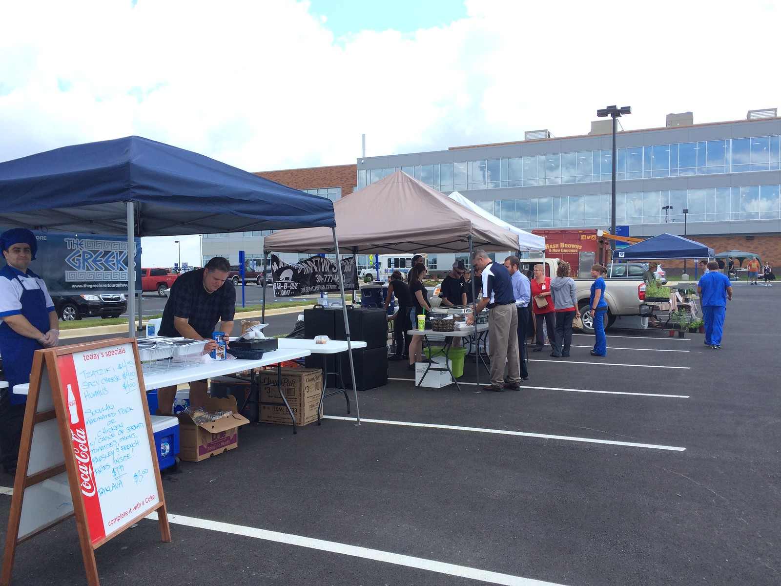 UTC farmers market