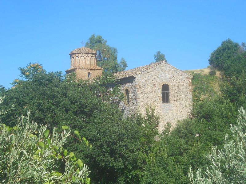 Monastero Ortodosso di San Giovanni Theristis, Bivongi