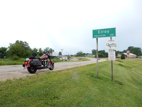 07-24-2015 Ride - Elroy,WI