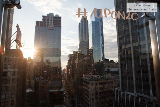 View of west Manhattan