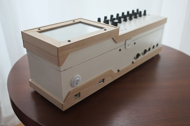 SunVox powered Raspberry Pi 2 synthesizer - WarmPlace ru