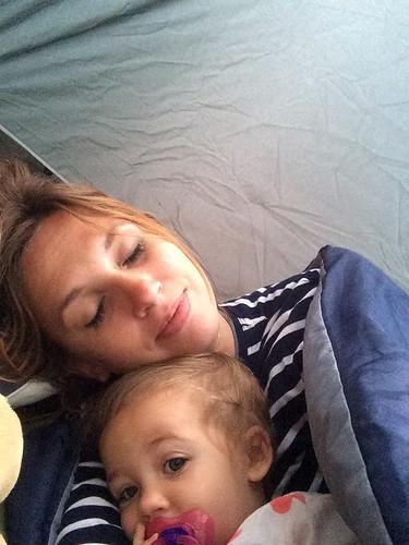 Hazel's First Camping Trip