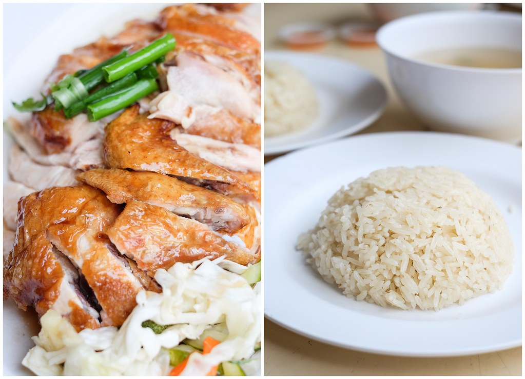 Ah Boy Chicken Rice's Roasted Chicken