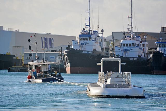 Huki Nui and sub