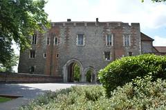 castle, building, property, estate,