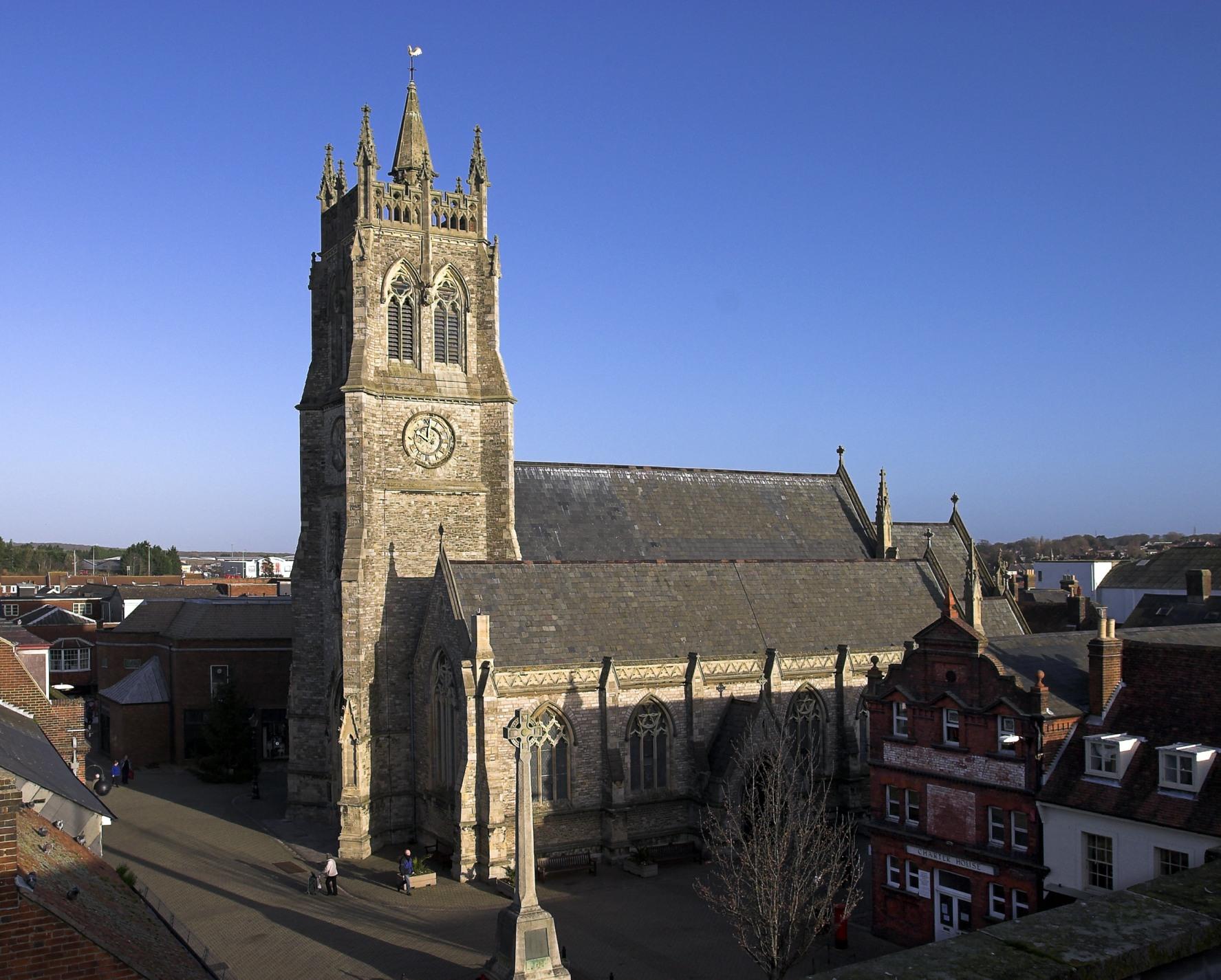 Newport Minster, Isle of Wight