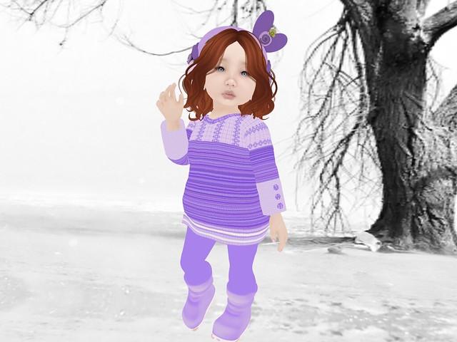 Unicorn Princess- Bella Knit Gacha