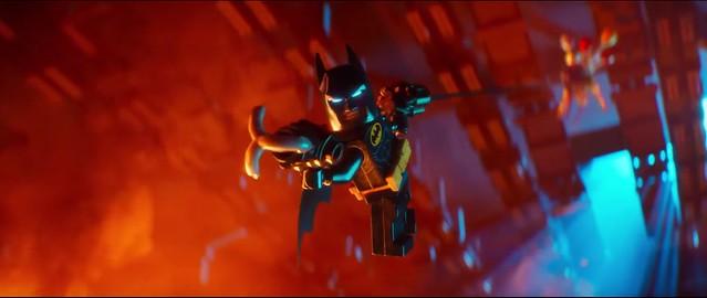 Scena z The LEGO Batman Movie 6