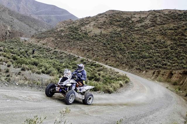 Пятый этап ралли Dakar 2017: ливень, роадбук и немного шахмат