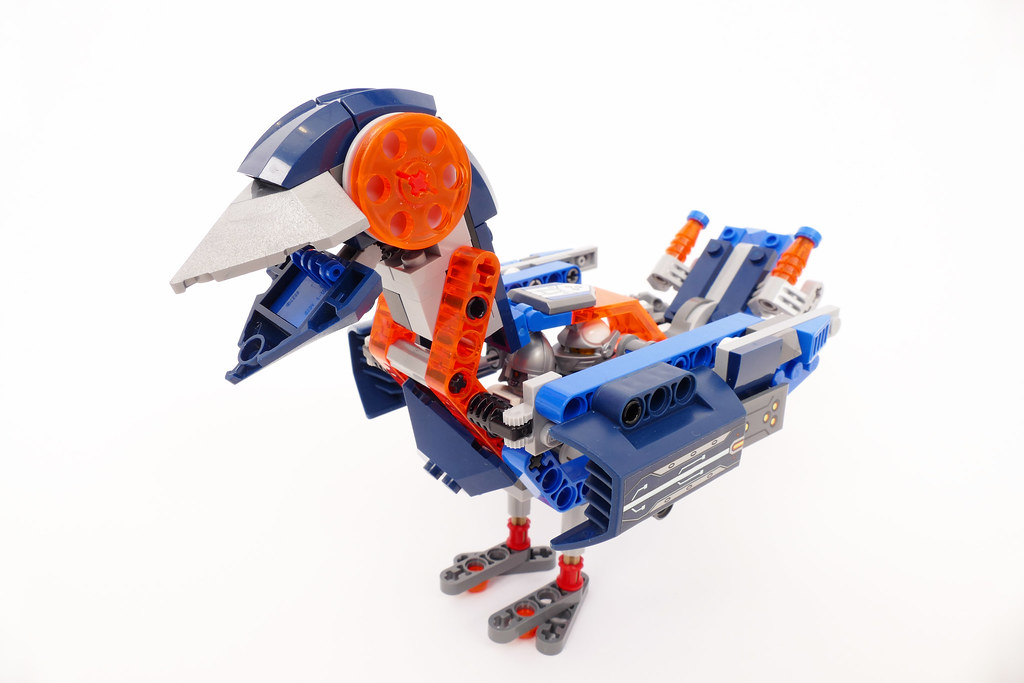 Lance's Pigeon - LEGO NEXO KNIGHTS 70312 Alternate