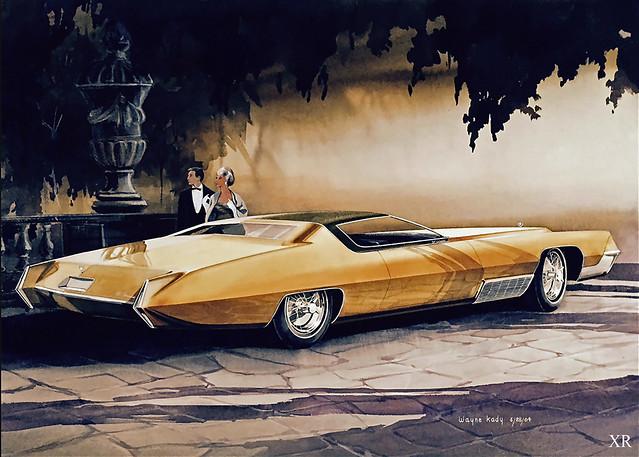 1964 ... Cadillac concept!