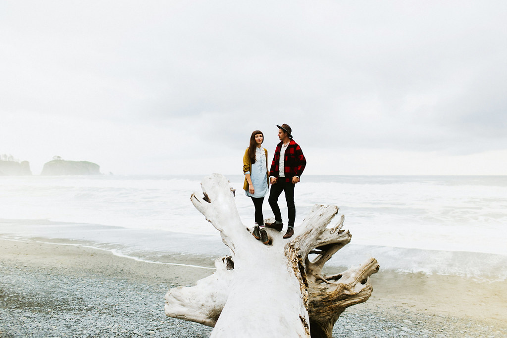 Rialto Beach Photo session