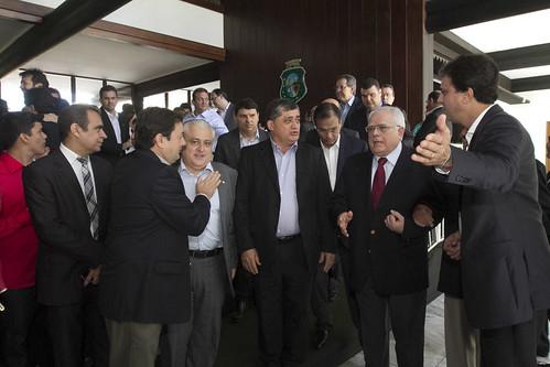 Todos  unidos pelo HUB da TAM no Ceará