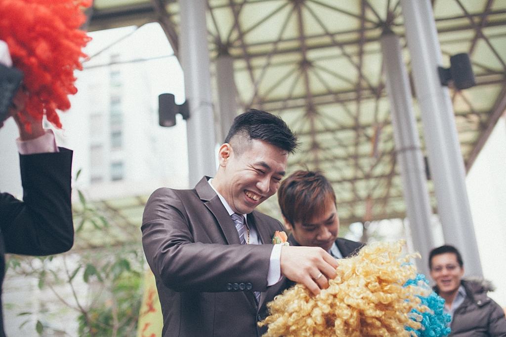婚禮攝影,婚攝,婚禮記錄,台南,情定大飯店,底片風格,自然
