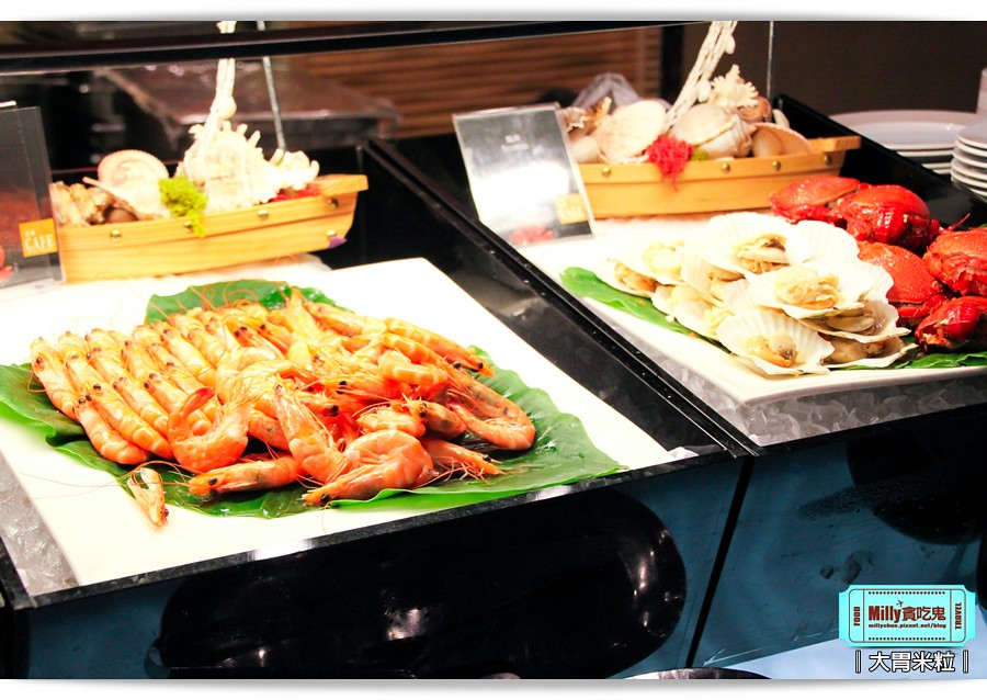 香格里拉CAFE海鮮吃到飽0017