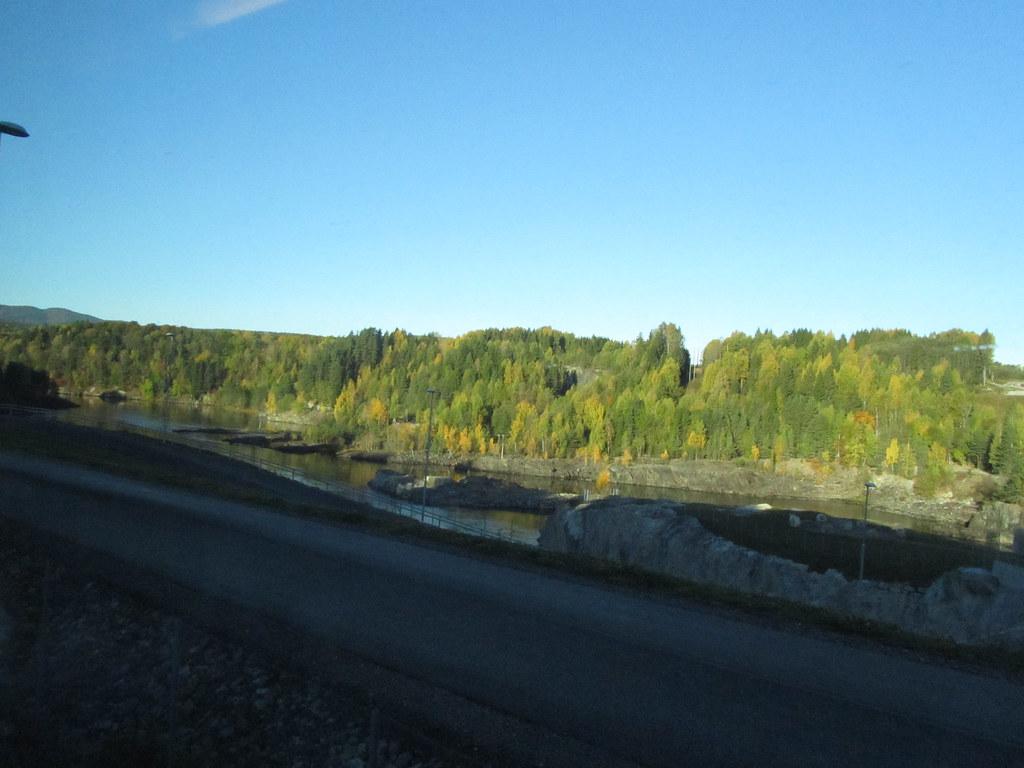 El verde predomina en Noruega