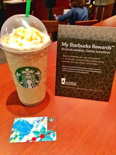 Degustação Starbucks