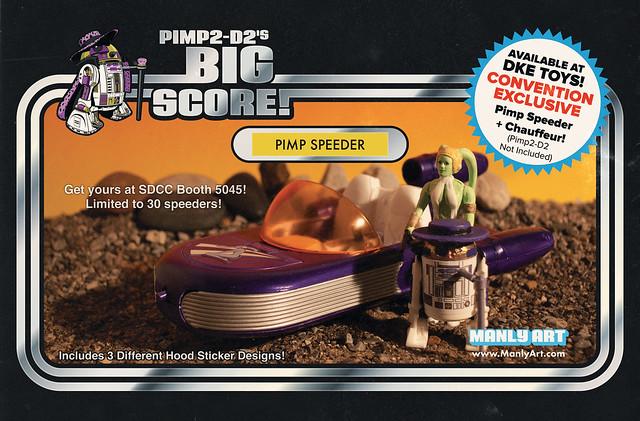 Pimp Speeder