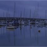 Dusk at Yarmouth