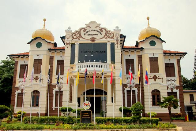 Melaka Merdeka Memorial