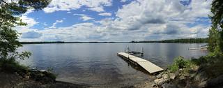 Maine - Lake Pushaw